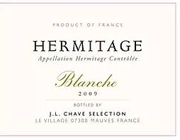 Chave Selection Hermitage Blanc Blanche 2016