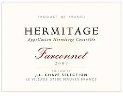Chave Selection Hermitage Farconnet 2016