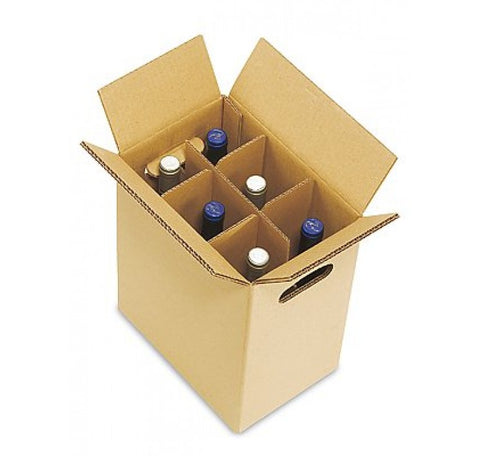 Decant's 'Make Life Easy' Six Pack #4 - Red Wine Only