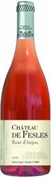 Fesles Rose d'Anjou 2015 750mls