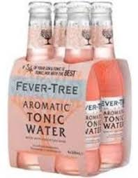 Fever-Tree 'Aromatic' Tonic Water - 4 Pack