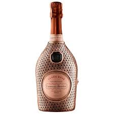 Laurent Perrier Rose 'Metal Jacket' 750 mls