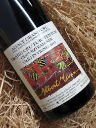 Albert Mann Gewurztraminer Grand Cru Furstentum 2014