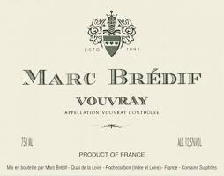 Marc Bredif Vouvray 1989