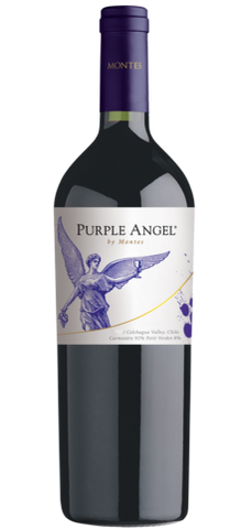 Montes 'Purple Angel' 2015
