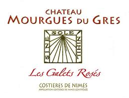 Mourgues des Gres 'Galets' rose 750mls