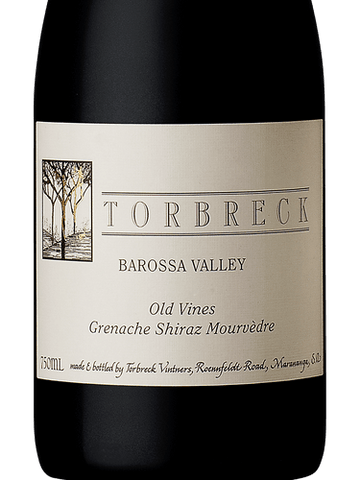 Torbreck Old Vines GSM 2017