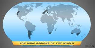 Each month we will help you discover the wines of the world...........