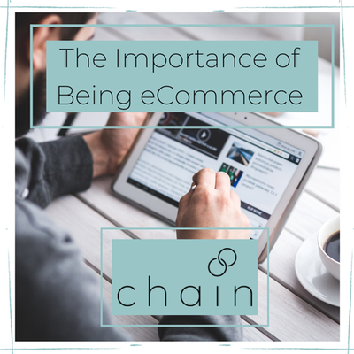 The Importance of Being eCommerce