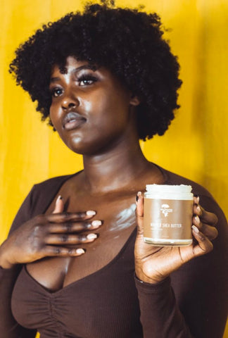 Lock in moisture in your beautiful hair strands and melanin enriched skin with natural products from Melanated Roots.  We are aware that our kinks, curls, and delicate skin can become dry with the wrong ingredients, so nourish yourself with the best.  We do our research and provide the best products tailored for different hair porosity, hair problems, and skin moisture. Providing a natural solution to your hair & skin needs with quality ingredients that lock in moisture to give your kinks & curls voluminous growth and your skin the much needed glow. Glow & Grow with us Naturally!