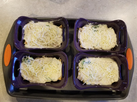 Ready for Oven