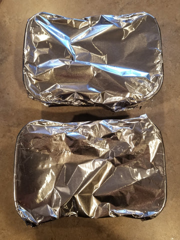 Covered in Foil to Bake Another Day