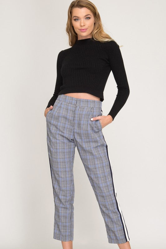 Kellen Plaid Pants