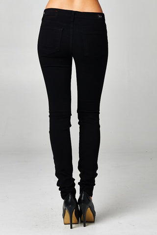 Angry Rabbit Jeans (in Solid Black)