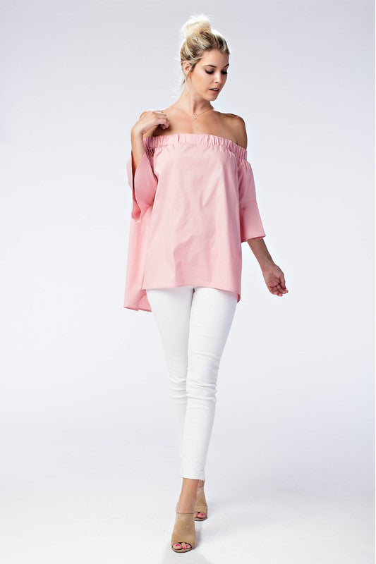 Dusty Rose Top