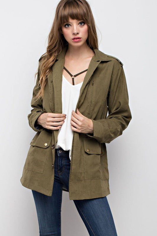 College Girl Jacket