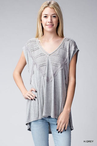Jody Grey Tunic