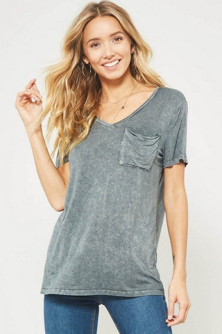 Addie Pocket Tee