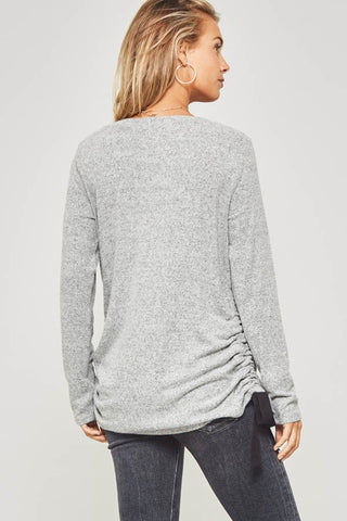 Chatham Brushed Top