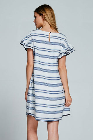 Seaside Cafe Dress