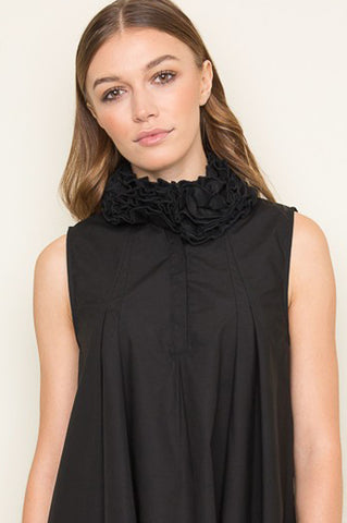 Margaret Ann Ruffled Tunic
