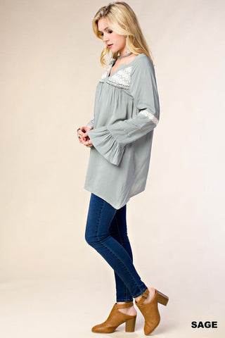 Sagebrush Tunic