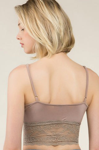 South Bethany Beige Bralette