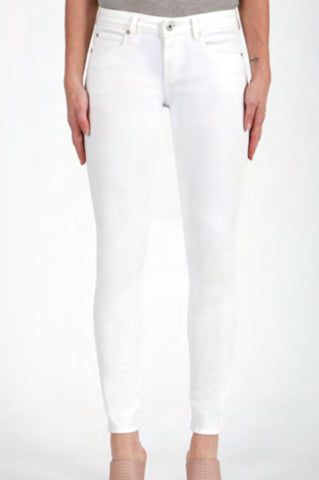 Clear Day White Jeans