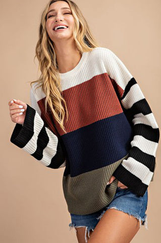 Catania Sweater