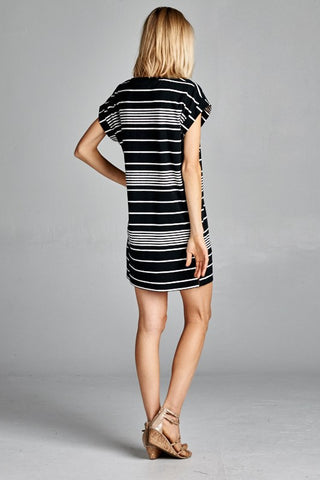 Ellison T-Shirt Dress
