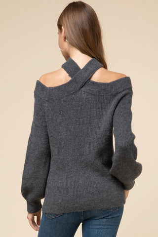 Silver Peak Sweater