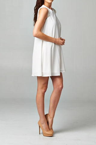 Bimini Lace Cap Sleeve Dress