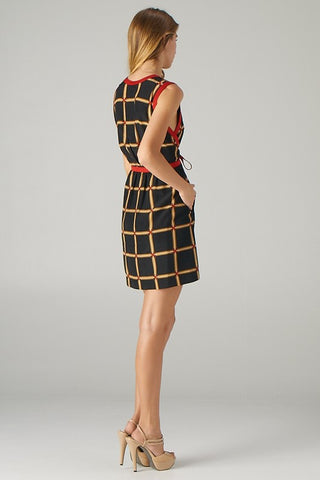 Penelope Tie Dress