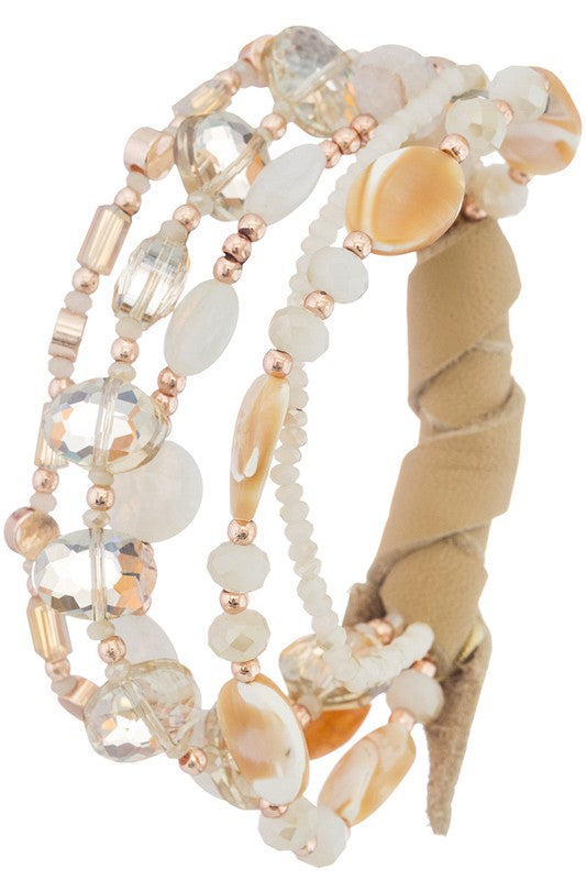 Sally Sells Seashells Bracelet