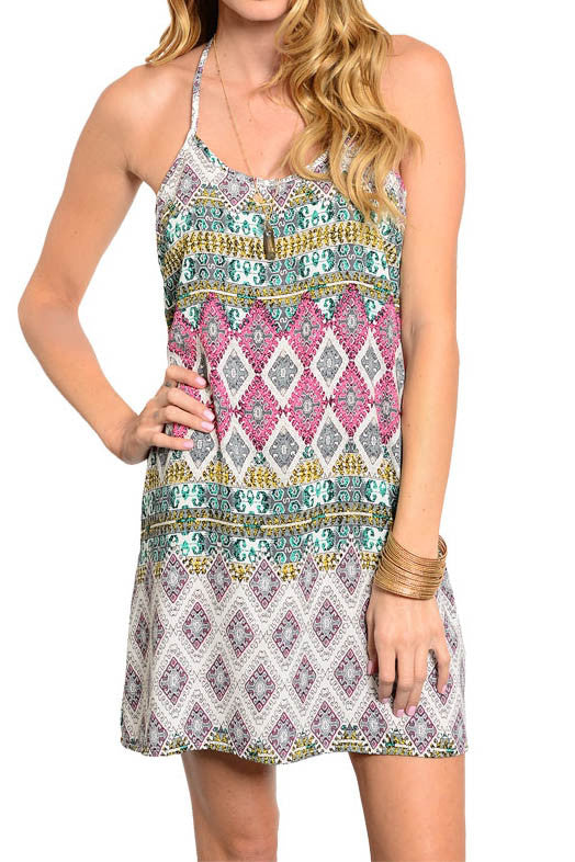 Thaw Out Bohemian Dress