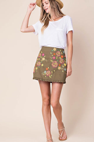 Cape May Skirt
