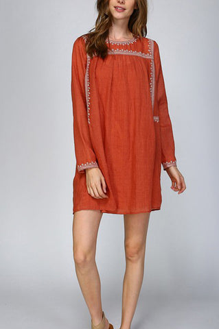 Bell Harbor Peasant Tunic