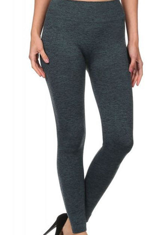 The Perfect Body Shaper Fleece Leggings