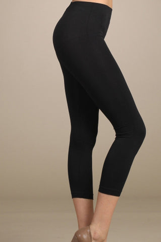 The Perfect Cropped Leggings