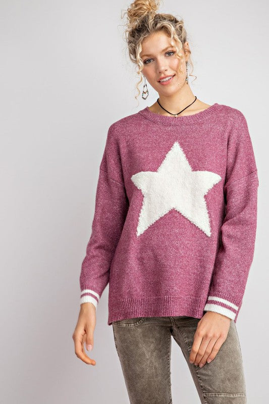 Lucia Star Sweater
