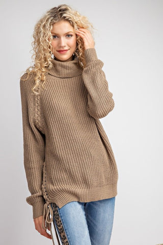 Patrick's Point Sweater