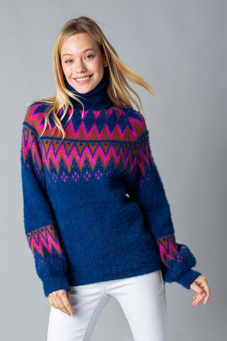 Courchevel Mohair Sweater