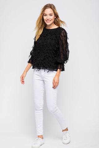 Meritage Feather Top