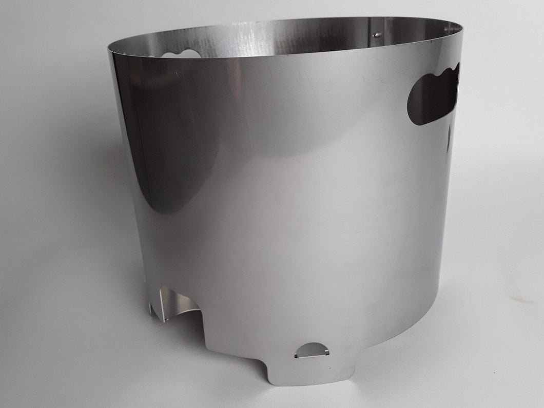 autoclave stainless steal basket