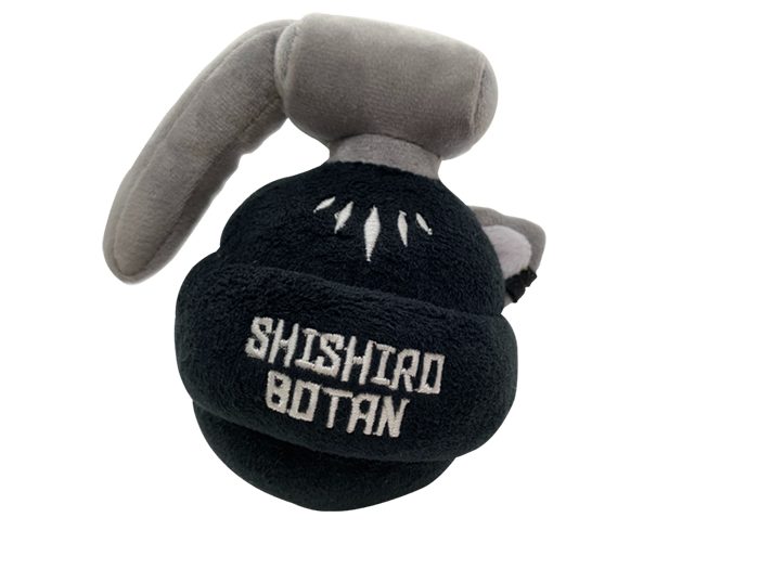 """Shishiro Botan 3D commemorative goods"" Grenade-type plush toy"