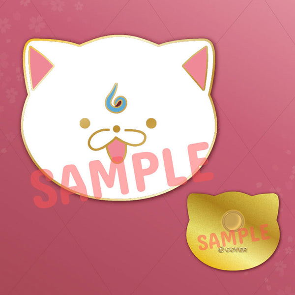 "[20210306 - 20210412] ""Sakura Miko Birthday 2021"" Sakura Miko's new costume [35P pin badge]"