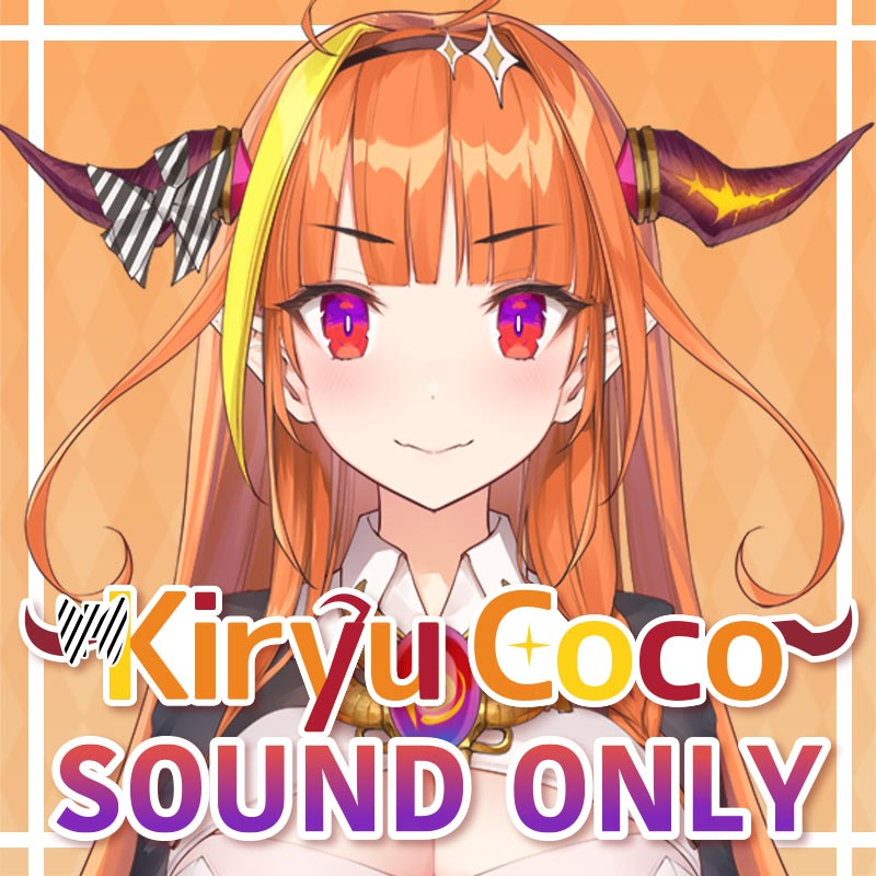 """Time signal voice"" by Kiryu Coco"