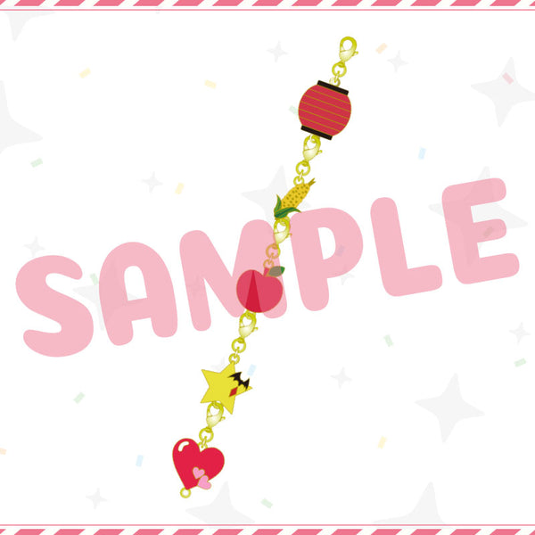 "[20210407 - 20210428] ""from 1st"" Connected metal charm set"