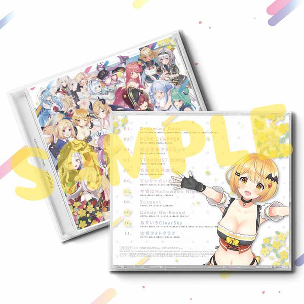 "[20210424 - 20210524] hololive IDOL PROJECT ""Bouquet"" Release commemoration Special CD case [Yozora Mel]"