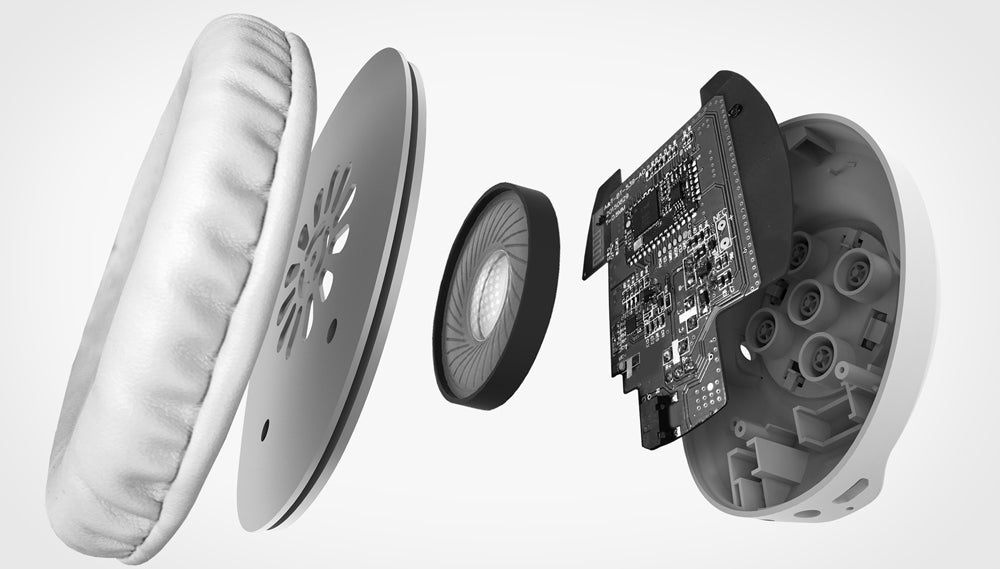 Custom Headphone Sub-Assembly Design and Manufacturing